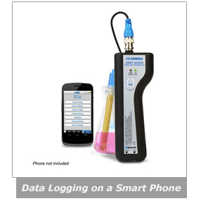 Turn your smart phone into a Data Logger